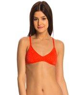 Bikini Lab Swimwear Desert Rows Bralette Bikini Top