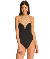 Bikini Lab This Is The Remix! Crochet One Piece Swimsuit