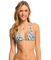 Sofia La Jolla Double Strap Triangle Bikini Top