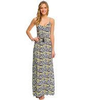 Sofia La Jolla Cut Out Maxi Dress Cover Up