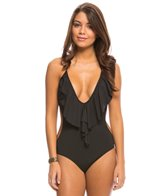 O'Neill Salt Water Solids One Piece Swimsuit