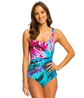 Reebok Maximal Rays One Piece Swimsuit