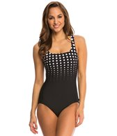 Reebok Hits the Spot One Piece Swimsuit