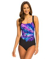 Reebok Galaxy One Piece Swimsuit