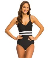 Reebok Fast Lane One Piece Swimsuit