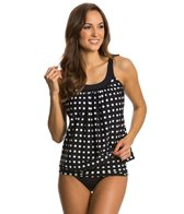 Coco Reef Swimwear Bahamas Ultra Fit Tankini Top (C/D/DD Cup)