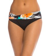 Coco Reef Swimwear Turks and Caicos Star Band Bikini Bottom