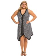 Coco Reef Plus Size St. Lucia Scarf Dress