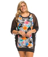 Coco Reef Plus Size Turks and Caicos Weekend Top