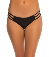 Bettinis Strappy Cheeky Bikini Bottom
