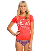 Billabong Sol Searcher S/S Rashguard