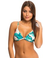 Billabong Tropical Daze Crossback Triangle Bikini Top