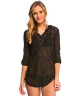 Billabong Lovechild Hooded Coverup Tunic