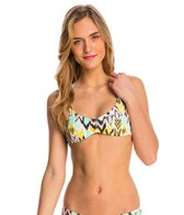 Billabong Totally 80's Island Crossback Bikini Top