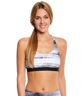 Jala UPF 50 SUP Racer Yoga Sports Bra