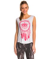 Jala Dream Shredded Yoga Tank Top