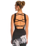 Jala Clothing Criss Cross Yoga Tank Top
