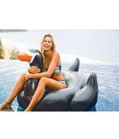 SunnyLife Inflatable Black Swan