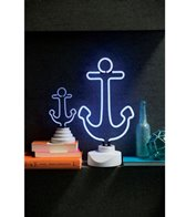 SunnyLife Large Anchor Neon Light