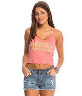 Billabong Gone To Maui Crop Tank