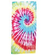 Summer Solutions 16 X 32 Tie-Dye Microfiber Towel