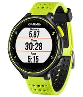 Garmin Forerunner 230 GPS Running Watch with Heart Rate Monitor Bundle