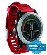 Garmin fenix 3 Multi-Sport GPS Watch Performer Bundle