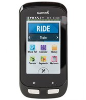 Garmin Edge 1000 Touchscreen GPS Cycling Computer Bundle