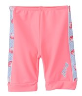 Platypus Girls' UPF 50+ Seashells Jammer (18mos-8yrs)