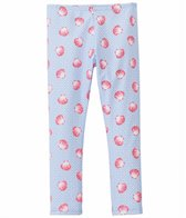 Platypus Girls' UPF 50+ Seashells Legging (18mos-8yrs)