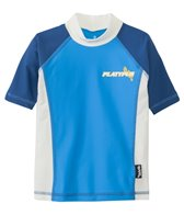 Platypus Boys' UPF 50+ Retro Hawaii S/S Rash Guard (18mos-14yrs)