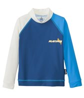 Platypus Boys' UPF 50+ Retro Hawaii L/S Rash Guard (18mos-14yrs)