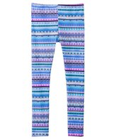 Platypus Girls' UPF 50+ Aztec Legging (7yrs-14yrs)