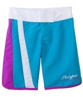 Platypus Girls' UPF 50+ Aztec Long Boardshort (7yrs-14yrs)
