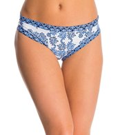 Tommy Bahama Stamped Medallion Hipster Bikini Bottom