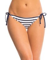 Tommy Bahama Mare Stripe Tie Side String Bikini Bottom