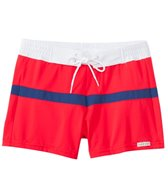 Sauvage Color Spliced Sports Trunk