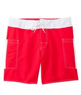 Sauvage Classic Contrast Waistband Boardshort