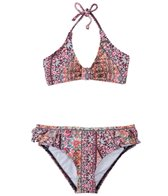 O'Neill Girl's Free Spirit Two Piece Set (4yrs-14yrs)