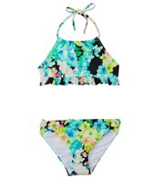 O'Neill Girl's Flora Halter Two Piece Set (4yrs-14yrs)