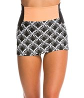 Seea Strands Leucadia Skirted Bikini Bottom