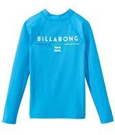 Billabong Boy's All Day Long Sleeve Rash Guard