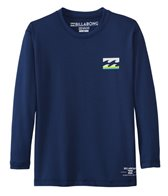 Billabong Boy's Submersible Long Sleeve Surf Tee
