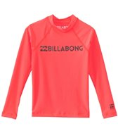 Billabong Girl's Surf Dayz Long Sleeve Rash Guard