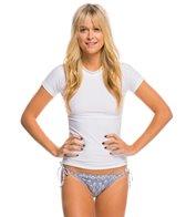 Billabong Women's Core Regular Fit Short Sleeve Surf Tee