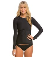 Billabong Women's Core Regular Fit Long Sleeve Surf Tee