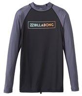 Billabong Men's All Day Raglan Long Sleeve Surf Tee