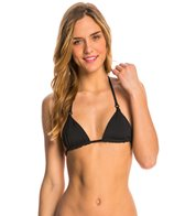 Hurley One & Only Solids Triangle Bikini Top