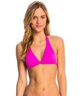 Hurley One & Only 2 Way Halter Bikini Top