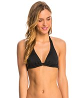 Hurley One & Only 2 Way Halter Bikini Top